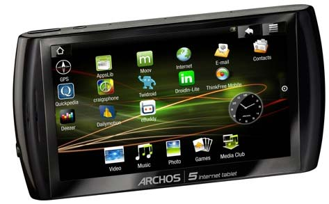 Archos5Tablet